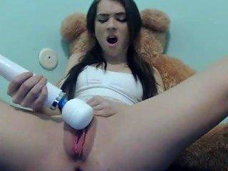 Teen Sex Toys Webcam Masturbation