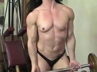 Bodybuilder Carmin Blue And Her Big Clit Porn 6d Xhamster