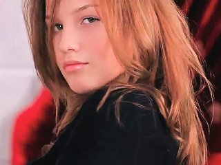 Gorgeous Brunette Honey Britney Part1