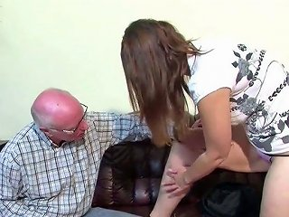 Grandpa Rudolf Can 18yr Old Teen After School The Fucking